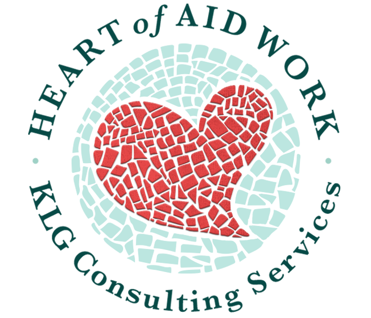 HEART of Aid Work